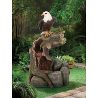 Majestic Eagle Water Fountain Oversized Fountains