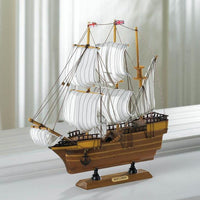 Mayflower Decorative Ship Model