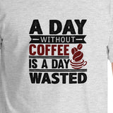 """Day Without Coffee"" Classic Fit T-Shirt"