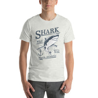 Shark Nautical Comfort Fit T-Shirt
