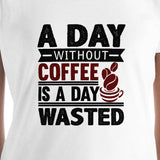 """Day Without Coffee"" Women's Classic Fit T-shirt"