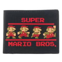Nintendo Super Mario Bi-Fold Wallet - JT Home & Away