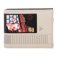 Nintendo Super Mario Cartridge Bi-Fold Wallet - JT Home & Away