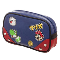 Nintendo Super Mario Toiletry/Cosmetics Bag - JT Home & Away