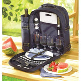 Picnic in a Backpack Set for Four - JT Home & Away