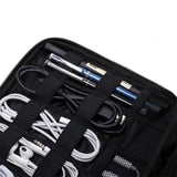 Portable Large Capacity Electronics Case - JT Home & Away