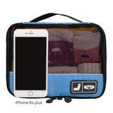 Travel Sock or Accessory Storage Organizer Pouch