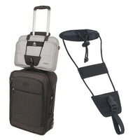 Elastic Luggage Strap for Roll-aboard Luggage