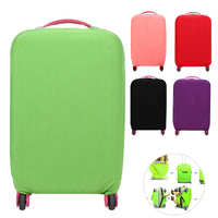 "High-Quality Elastic Protective Luggage Cover for 18-32"" Suitcase"