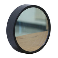 Round Infinity Mirror with LED Lights