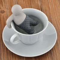 The Little Hot Tub Man Tea Infuser