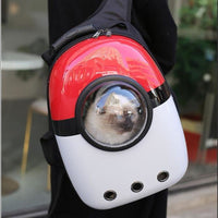 Space Bubble Pet Carrier Backpack Unique New Patterns