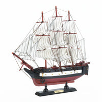 USS Constitution Decorative Ship Model