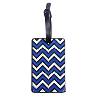 Zigzag Style Luggage Tag in 3 Colors - JT Home & Away