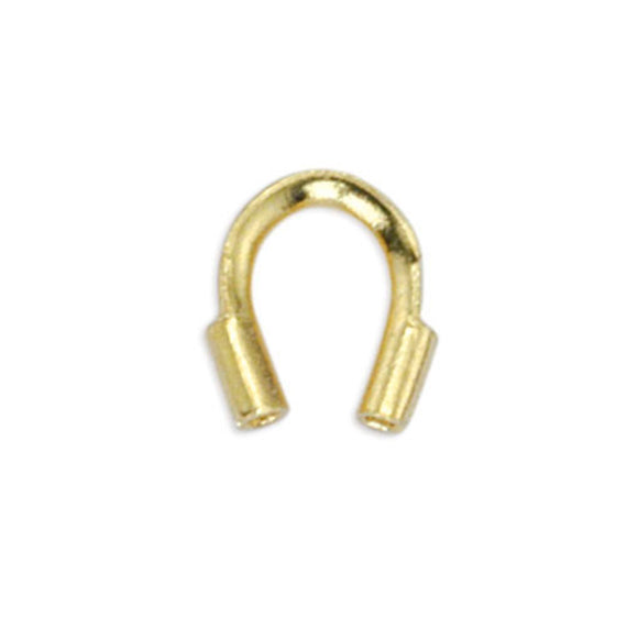 Wire Guardian, .027 in (0.69 mm) I.D., Gold Color, 10 pc