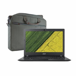 "ACER ASPIRE A114-31 14"" N3350 4GB 32GB W10H & 365 & 15.6""BAG"