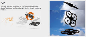 Parrot AR Drone 2.0Elite Edition