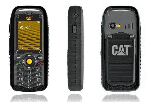 CAT B25 Builders Phone