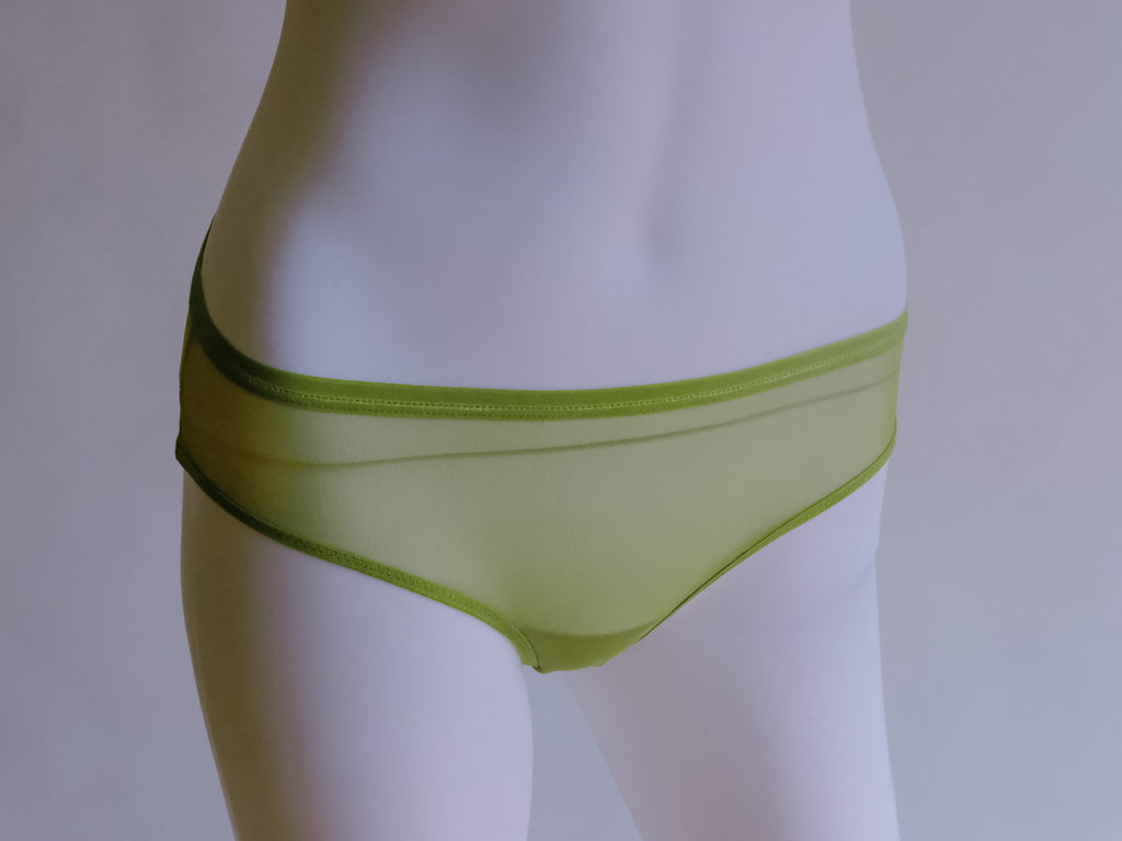 Ayana Panty (Avocado Green)