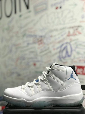 brand new 8308b c0187 ... coupon for air jordan retro 11 legend blue 78845 ec437