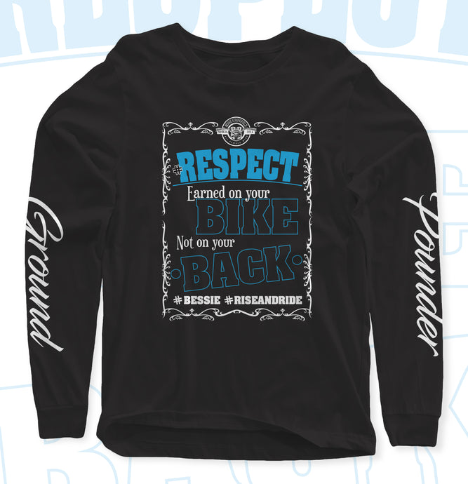 #RESPECT- Ground Pounder(long sleeve)