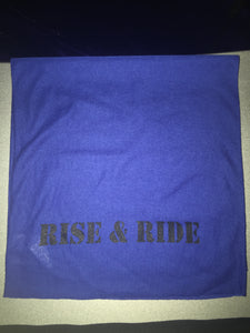 Rise and Ride MultiFunction Scarf
