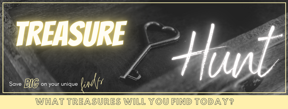 Introducing SB's TREASURE HUNT!