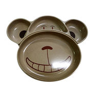 Rice Husk Collection - Husk Baby MONKEY Plate Collection (2 pc)