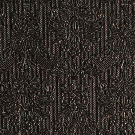 Load image into Gallery viewer, Cocktail Napkin - Elegance BLACK (Collection: 13304930 & 14004930 & 11104930)