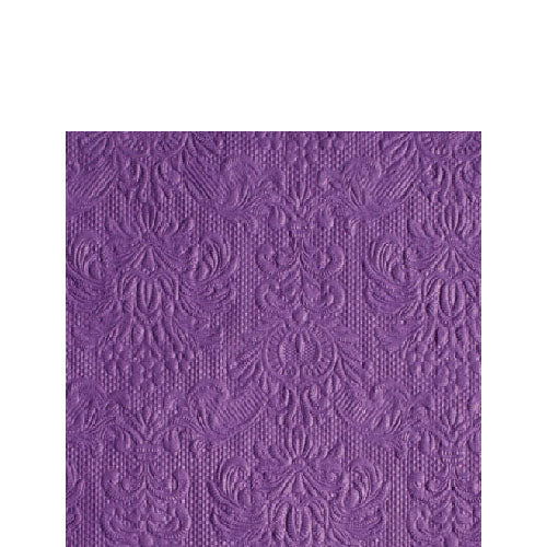 Cocktail Napkin - Elegance PURPLE (Collection: LM13305512 & DM14005512)
