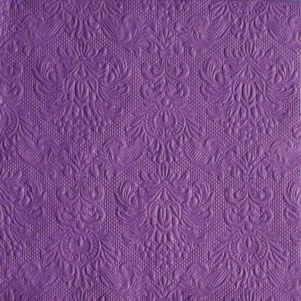 Load image into Gallery viewer, Lunch Napkin - Elegance PURPLE (Collection: CM12505512 & DM14005512)