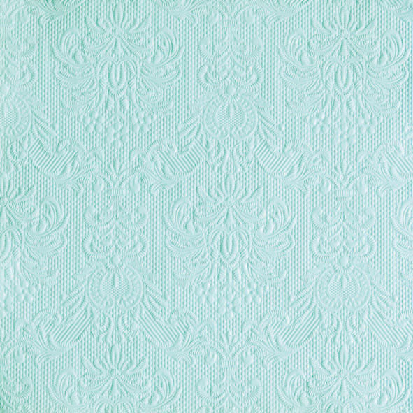 Lunch Napkin - Elegance AQUA (Collection: DM14009032)
