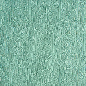 Lunch Napkin - Elegance PALE AQUA (Collection: 12511110)