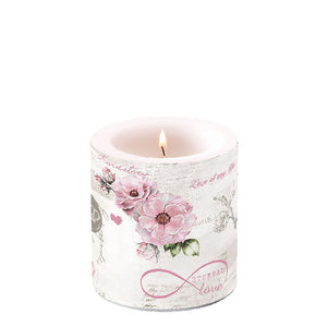 Candle SMALL - Eternal Love - COLLECTION