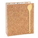 Recipe Folder - Natural Cork
