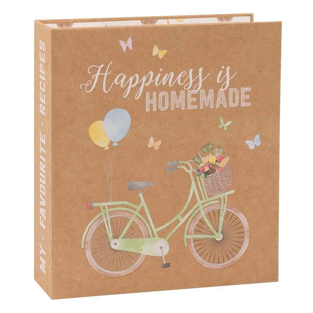 Recipe Folder - Happiness is Homemade