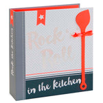 Recipe Folder - Rock'n Roll in the Kitchen