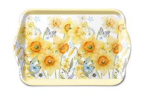 TRAY - Classic Daffodils (13 x 21 cm) - COLLECTION