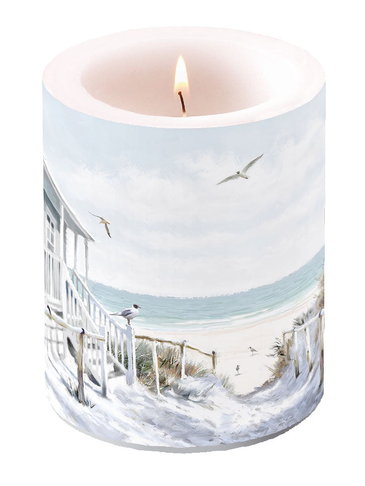 Candle LARGE - Beach Cabin - COLLECTION