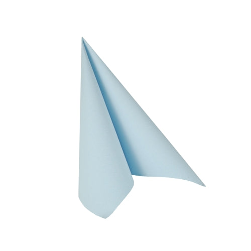 Cocktail Napkin - Uni LIGHT BLUE