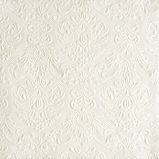 Cocktail Napkin - Elegance PEARL WHITE (Collection: 13305507 & 14005507)