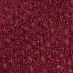 Load image into Gallery viewer, Dinner Napkin - Elegance BORDEAUX (Collection: 12505519 & 13305519 & 11105519)