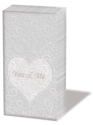 Pocket Tissue - You & Me CHAMPAGNE - COLLECTION