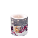 Candle SMALL - Birch Candlelight - COLLECTION