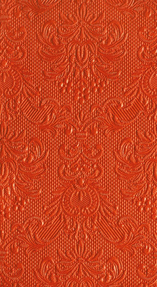 Guest Towel - Elegance ORANGE (Collection: 12505502 & 13305502 & 14005502)