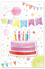 Greeting Card - Birthday (Birthday Party)