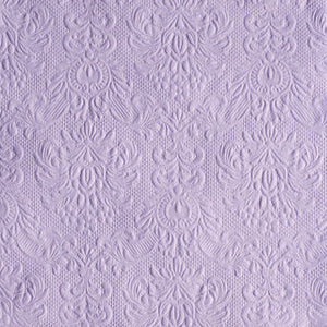 Lunch Napkin - Elegance LAVENDER (Collection: 12504929 & 14004929)