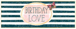 Load image into Gallery viewer, Greeting Card LONG - Birthday (Birthday Love)