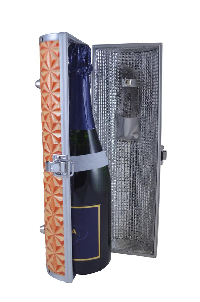 Load image into Gallery viewer, Wine Case - ORANGE VERNIS GALA Wine Case