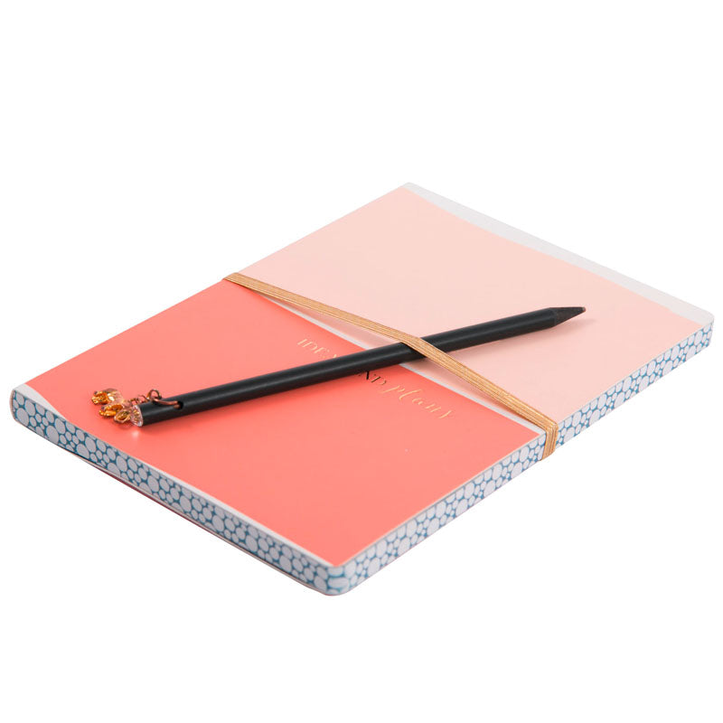 Notebook - Double Design PINK (A5)